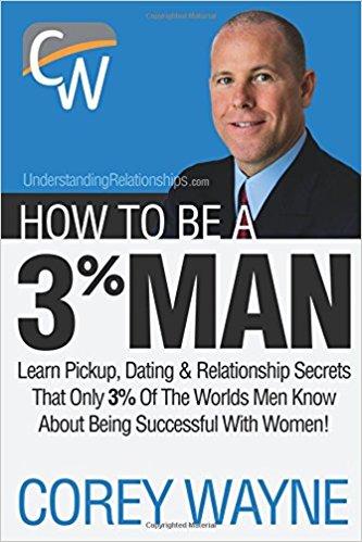 Corey Wayne How to be a 3% man